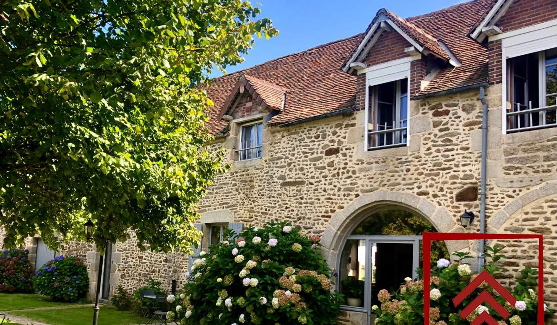 House Saint-Denis-sur-Sarthon
