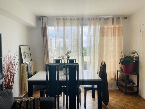 Vente appartement 3 pièces 63,35 m2