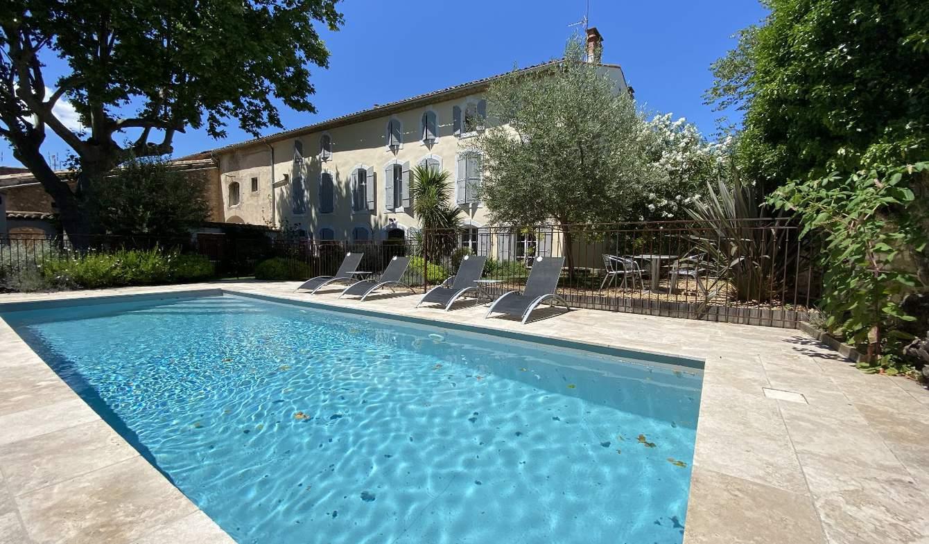 Maison avec piscine et terrasse Nissan-lez-Enserune