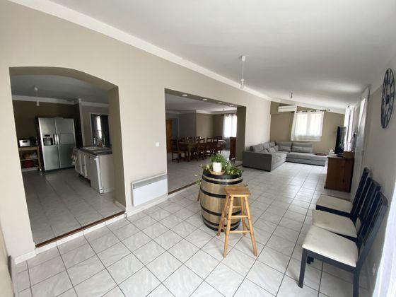 Vente maison 5 pièces 165,85 m2