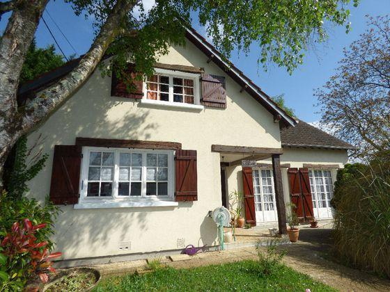 Vente maison 6 pièces 143,54 m2