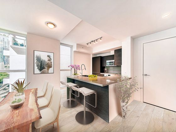 Vente duplex 2 pièces 105 m2