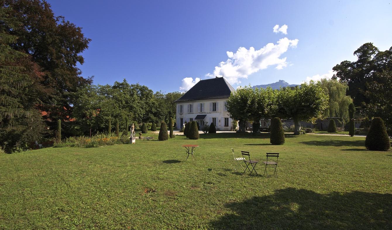 Propriété avec jardin Chambery