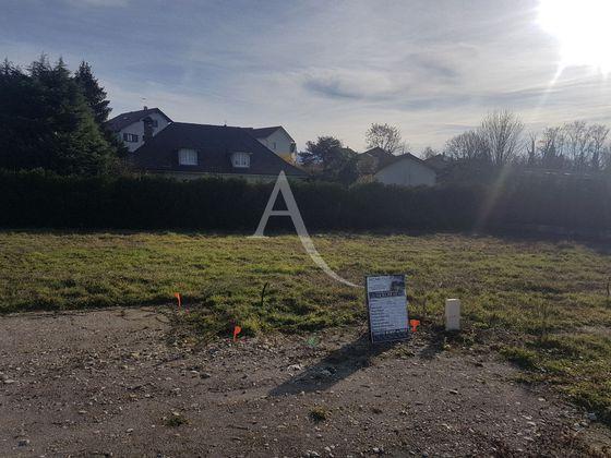 Vente terrain 400 m2
