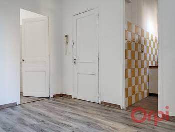 Appartement 3 pièces 40,48 m2