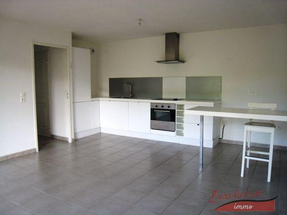 Vente appartement 3 pièces 56,1 m2