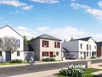 Maison 4 pièces 85,43 m2