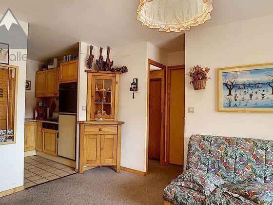 Vente appartement 3 pièces 38,13 m2