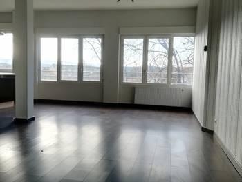 Appartement 4 pièces 95,99 m2