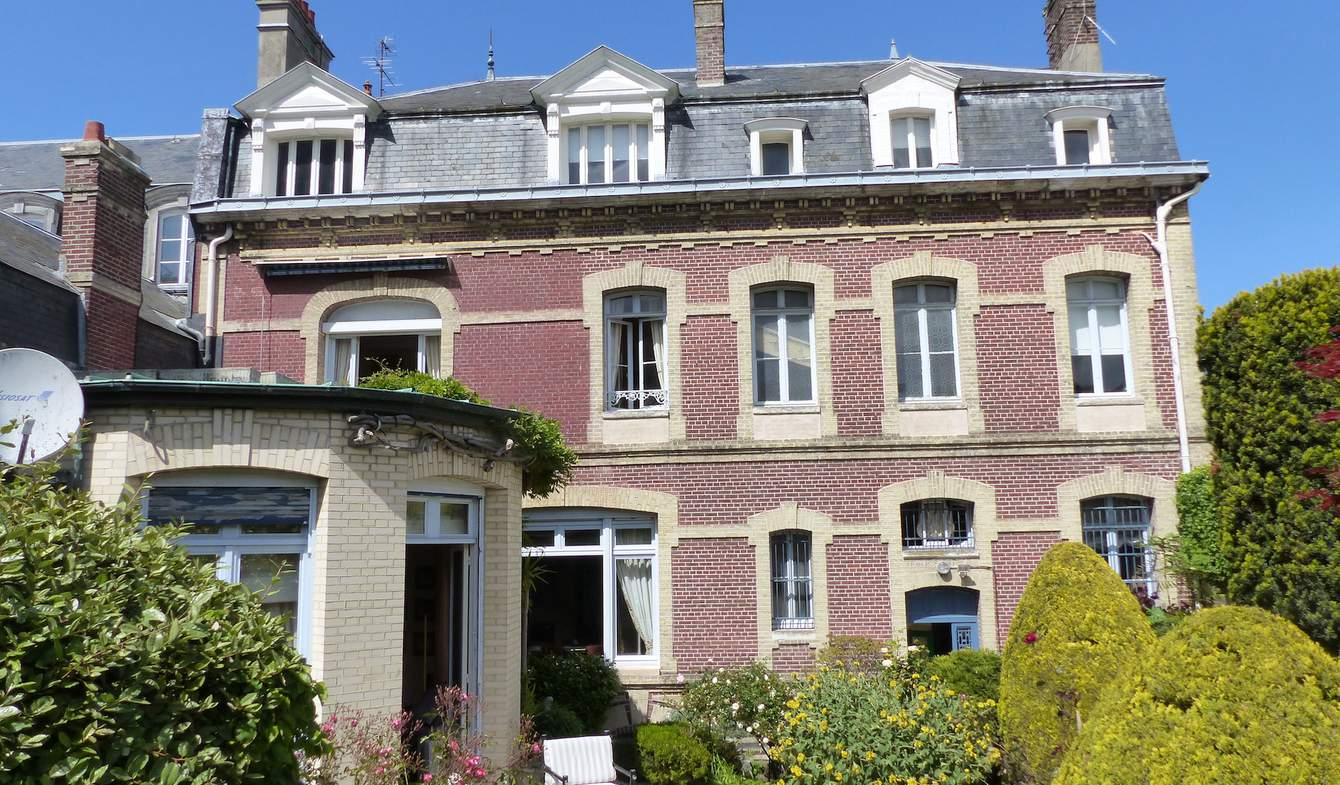 Villa en bord de mer avec jardin Seine-Maritime