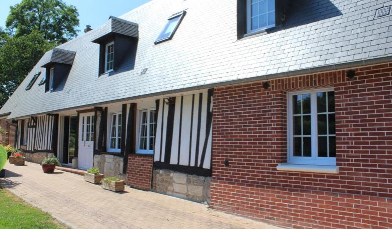 Maison avec terrasse Bourg-Achard