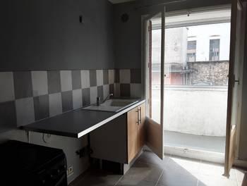 Appartement 4 pièces 61 m2