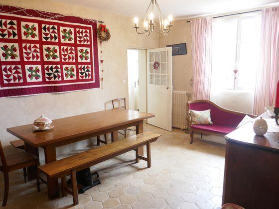 Vente maison 8 pièces 125 m2