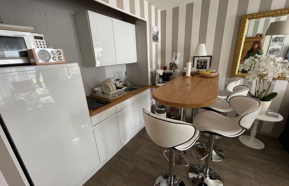 Vente studio 1 pièce 28 m² à Le Touquet-Paris-Plage (62520), 229 500 €