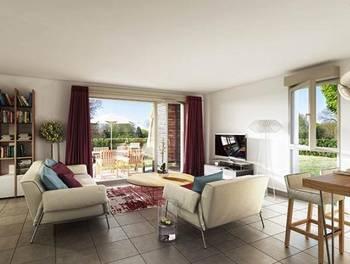 Appartement 4 pièces 90,58 m2