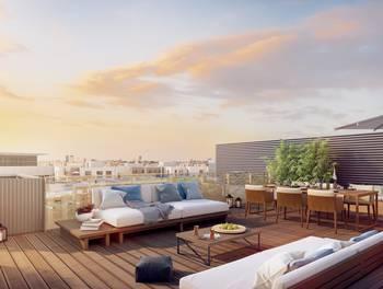 Appartement 4 pièces 87,85 m2