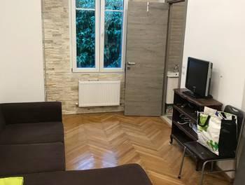 Studio meublé 19,7 m2