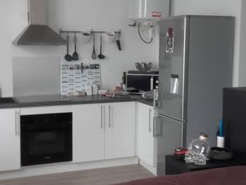 Appartement 3 pièces 49,33 m2