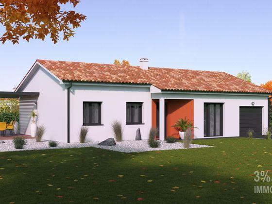 Vente maison 4 pièces 92,51 m2
