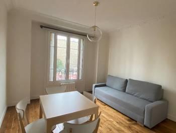 Appartement meublé 2 pièces 39,52 m2