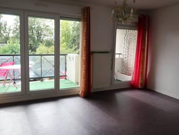 Appartement 2 pièces 50,45 m2