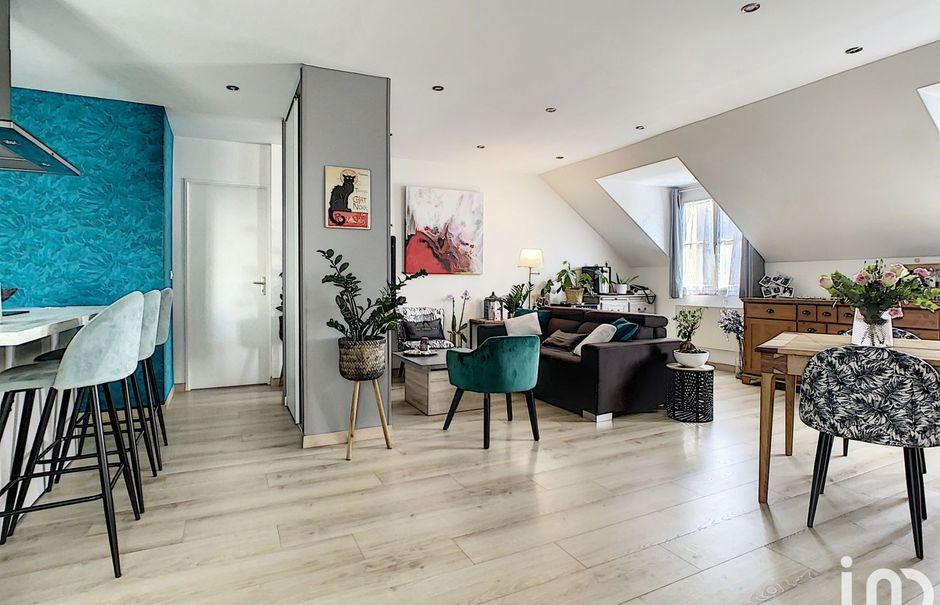 Vente appartement 4 pièces 89 m² à Melun (77000), 222 000 €