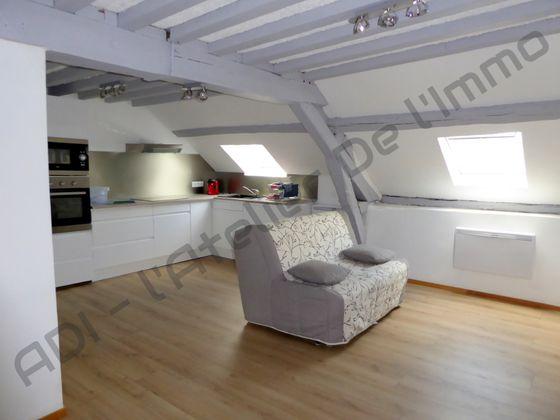 Vente studio 21,61 m2