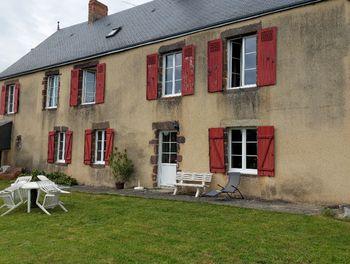 maison à Saint-Paul-le-Gaultier (72)