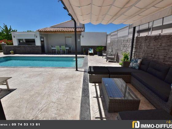 Vente villa 6 pièces 156 m2