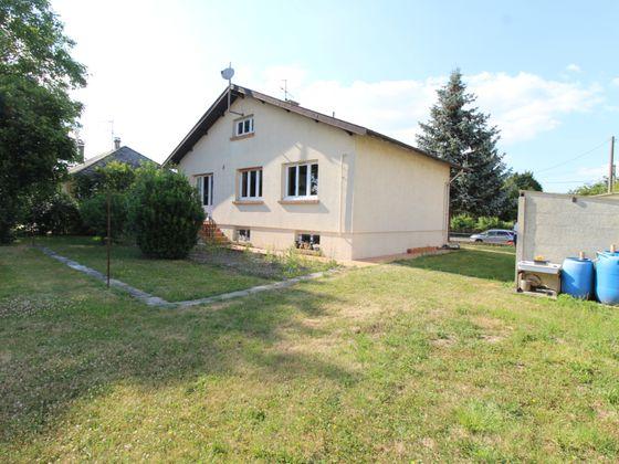 Vente maison 3 pièces 78,5 m2