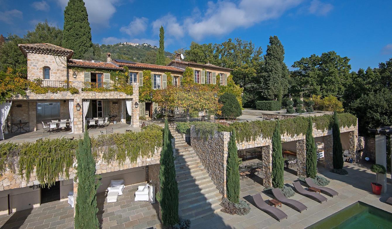 Villa avec piscine Peymeinade
