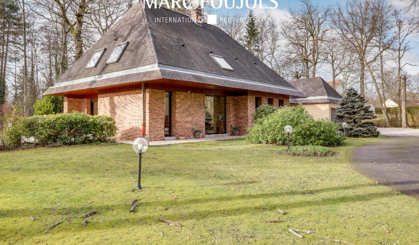Maison avec terrasse Lamorlaye