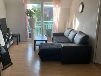 Appartement 3 pièces 53,55 m2