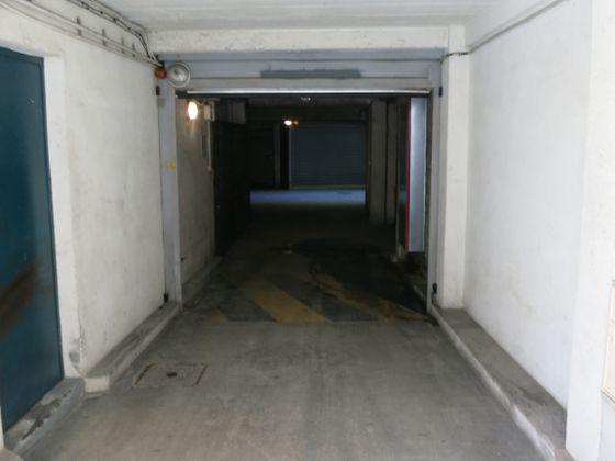 Vente parking 19 m2