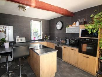 Maison 4 pièces 107,65 m2