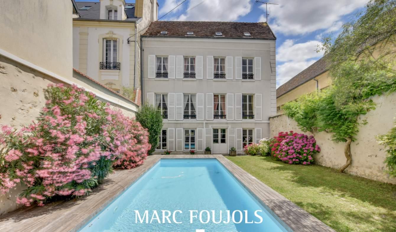 Maison avec piscine Meaux
