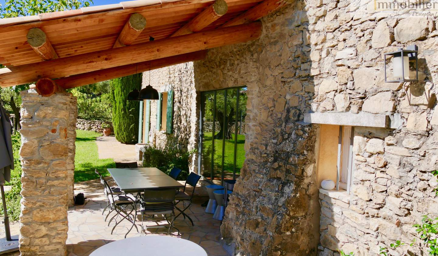 House with pool and terrace Le Castellet