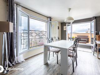Appartement Villeneuve-la-Garenne