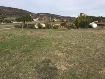 Terrain 1664 m2