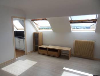 Studio meublé 26,71 m2