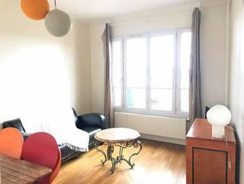 Appartement meublé 2 pièces 34,94 m2