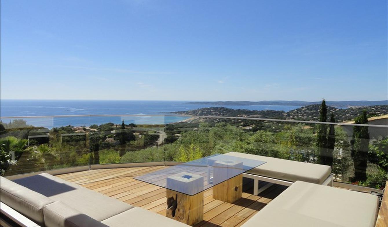 Villa avec piscine Sainte-Maxime
