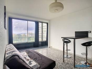 Appartement 2 pièces 34,32 m2