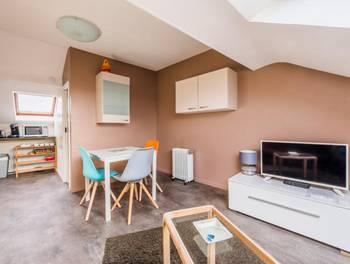 Appartement 2 pièces 22,6 m2