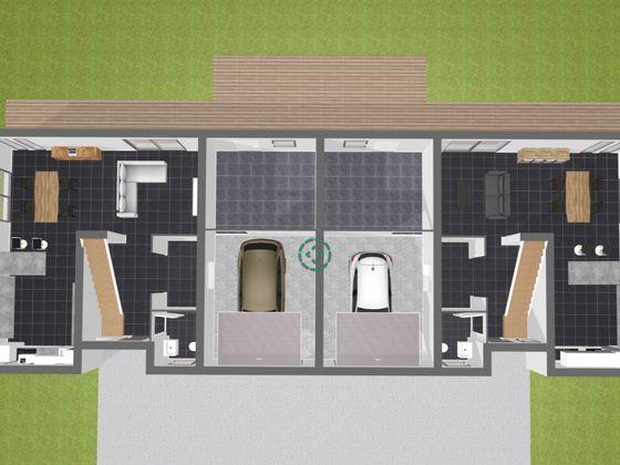 Vente maison 4 pièces 125,19 m2