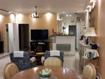Appartement 2 pièces 59,38 m2