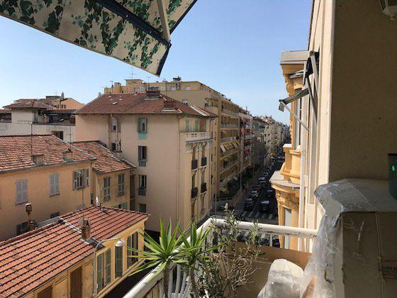 vente Appartement 2 pièces 77 m2 Nice