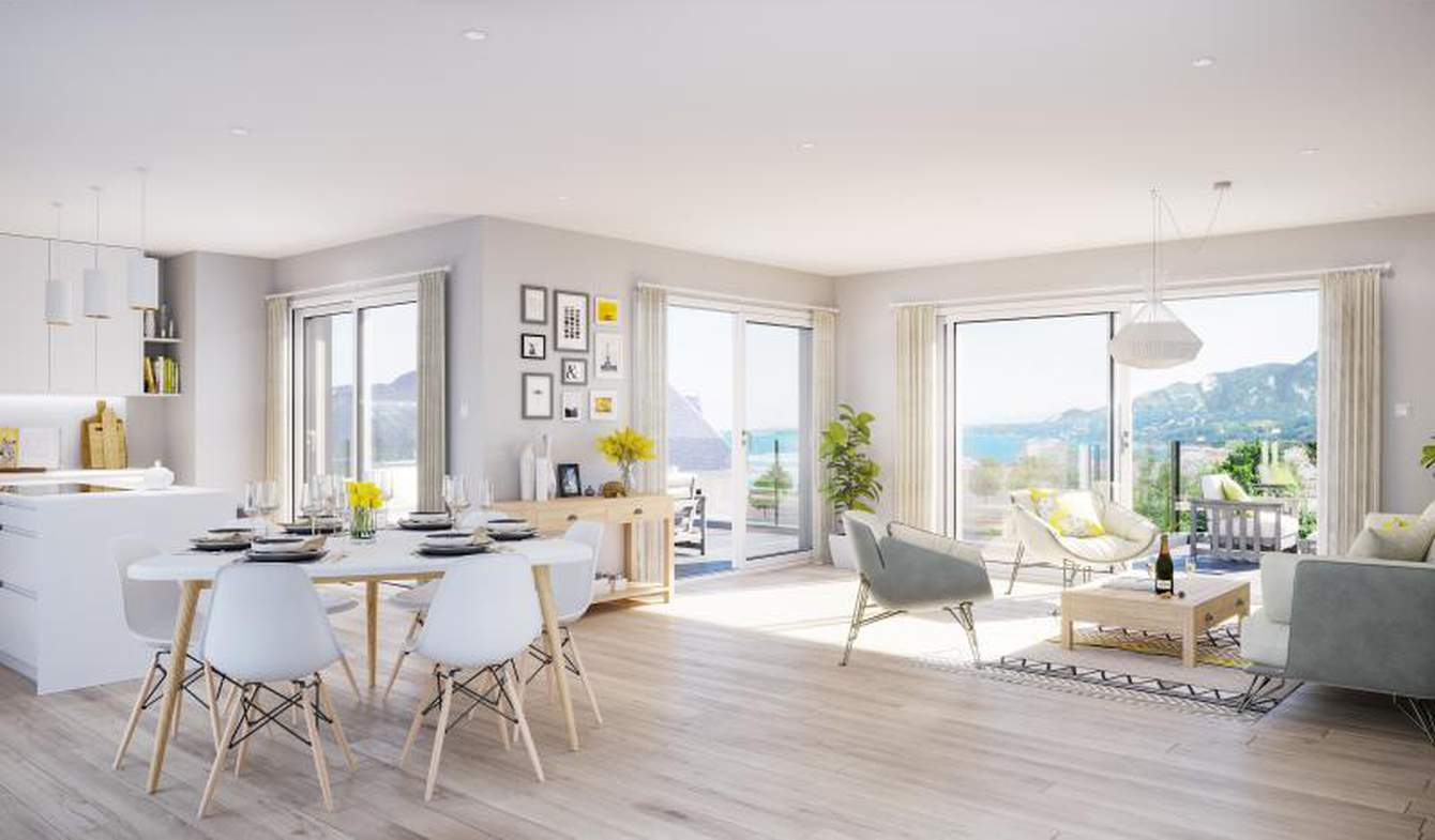 Appartement avec terrasse Le Bourget-du-Lac