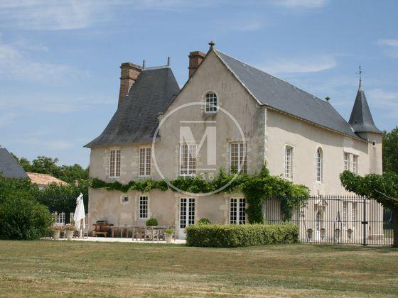 Vente château 21 pièces 1600 m2