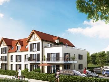 Appartement 3 pièces 66,55 m2